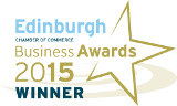 Edinburgh Business Awards 2015: Winner Innovation in Business